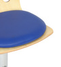 Ring Bar Chair in Blue by The Furniture Store