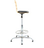 Ringon Bar Chair in Black by The Furniture Store
