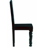 Kirk Dining Chair in Espresso Walnut Finish by Amberville