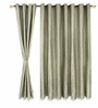 S9Home by Seasons Green Polyester Door Curtain - Set of 2