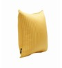 S9home by Seasons Yellow Polyester 16 x 16 Inch Cushion Cover