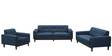 San Dimas Two Seater Sofa in Midnight Blue Colour by CasaCraft