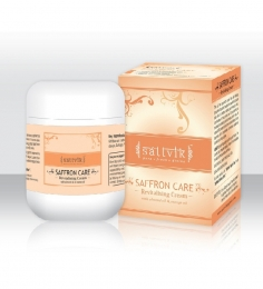 Sattvik Organics SAFFRON CARE - Fairness Day Cream with SPF30 100GM