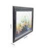 Sadhana Porwal Wooden 36 x 1.5 x 24 Inch True Transparency Savitri Vastram Framed Painting