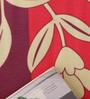 Salona Bichona Multicolour Poly Cotton Queen Size Bedsheet - Set of 3