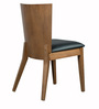 Salucar Dining Chair (Set of 2) in Cocoa & Expresso Colour by CasaCraft