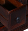 Percy Chest Of Drawers in Honey Oak Finish by Amberville