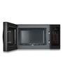 Samsung MW73AD-B Black Solo Microwave Oven - 21 liter + Samsung Microwave Utensils (Set of 3)