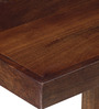 Benton Console Table in Provincial Teak Finish by Woodsworth
