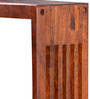 Asilo Display Unit in Honey Oak Finish by Woodsworth