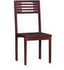 Charleston Solid Wood Dining Chair in Honey Oak Finish by Woodsworth