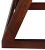 Burgdorf Solid Wood Set Of Tables in Honey Oak Finish by Woodsworth