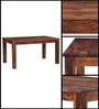 Oregon Six Seater Dining Set in Provincial Teak Finish by Woodsworth