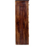 Glendale Solid Wood Shoe Rack in Provincial Teak Finish by Woodsworth