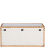 Boehringer Trunk Box in Multi-Colour Finish by Amberville