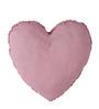 Sanaa Fancy Pink Cotton 16 x 16 Inch Cushion Cover