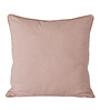 Sanaa Trendy Pink Cotton 16 x 16 Inch Cushion Cover