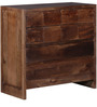 Oakland Chest of Drawers in Provincial Teak Finish by Woodsworth