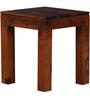 Madison Domingo Coffee Table in Honey Oak Finish by Woodsworth