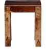 Madison Domingo Coffee Table in Provincial Teak Finish by Woodsworth