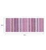 Saral Home Pink Cotton 72 x 28 Inch Premium Quality Multi Purpose Rug