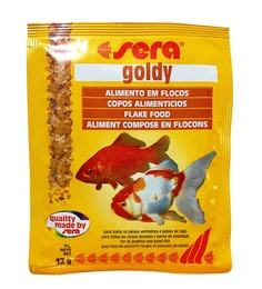 Sera Goldy Flake For Gold Fish - Pack of 2