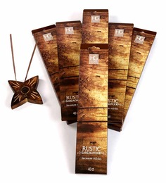 Hosley Rustic Sandalwood Incense Stick - Set Of Six