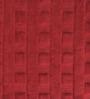 Shahenaz Home Shop Red Cotton 24 x 16 Inch Bath Mat