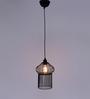 Shaz Living Miami Black Mild Steel Hanging Light