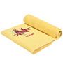 Imagica Shera Yellow Bath Towel