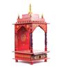 ShriNath Multicolour MDF Vintage Look Temple