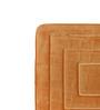 Skipper Beige Polyester Box-in-box Bath Mat