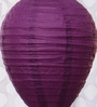 Skycandle Purple Paper Lantern