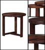 Toledo Set of Tables Provincial Teak Finish by Woodsworth