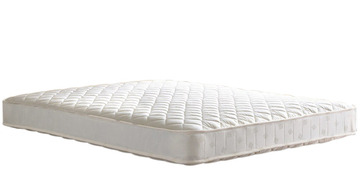 Snuggle Visco Series 6 Inch Thickness Queen-Size Rebonded + Memoray Foam Mattress By Sleep Innovation