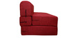 Sofa cum Bed in Red Colour by RVF