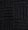 Softweave Black Cotton 20 x 39 Hand Towel - Set of 3