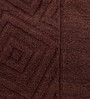 Softweave Brown Cotton 28 x 55 Bath Towel - Set of 2