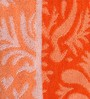 Softweave Orange Cotton 53 x 25 Bath Towel