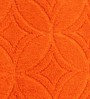 Softweave Orange Cotton 55 x 27 Bath Towel