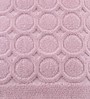 Softweave Pink Cotton 39 x 20 Hand Towel