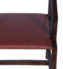 Soho Arm Chair in Walnut Finish by Godrej Interio