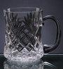 Solitaire Crystal Beer Mug BM-602(L)21Oz-Joan