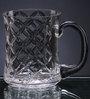 Solitaire Crystal Beer Mug BM-602(L)21Oz-Tudar