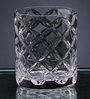 Solitaire Crystal Cylinder DOF-14Oz-Tudor