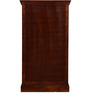 Nimilita Handcrafted Almirah (Wardrobe) in Honey Oak Finish by Mudramark