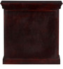 Halford Chest of Drawers in Passion Mahogany Finish by Amberville