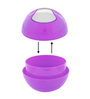 Spirella Swiss Design Purple 1 L Mini Trash Bin