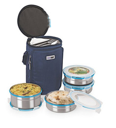 Sai Home Appliances Stainless Steel Lunch Box