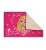 Status Barbie 2Pc Combo Rug Door Mat Pink